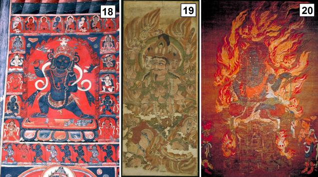 Tibet, China, Japan