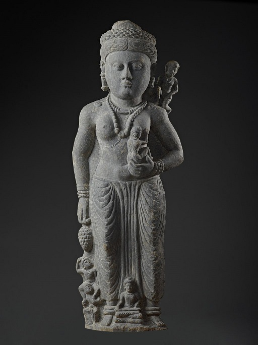 The_Buddhist_Goddess_Hariti_with_Children - Small