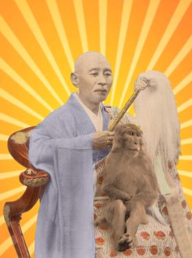 Sun Wukong and Subhuti