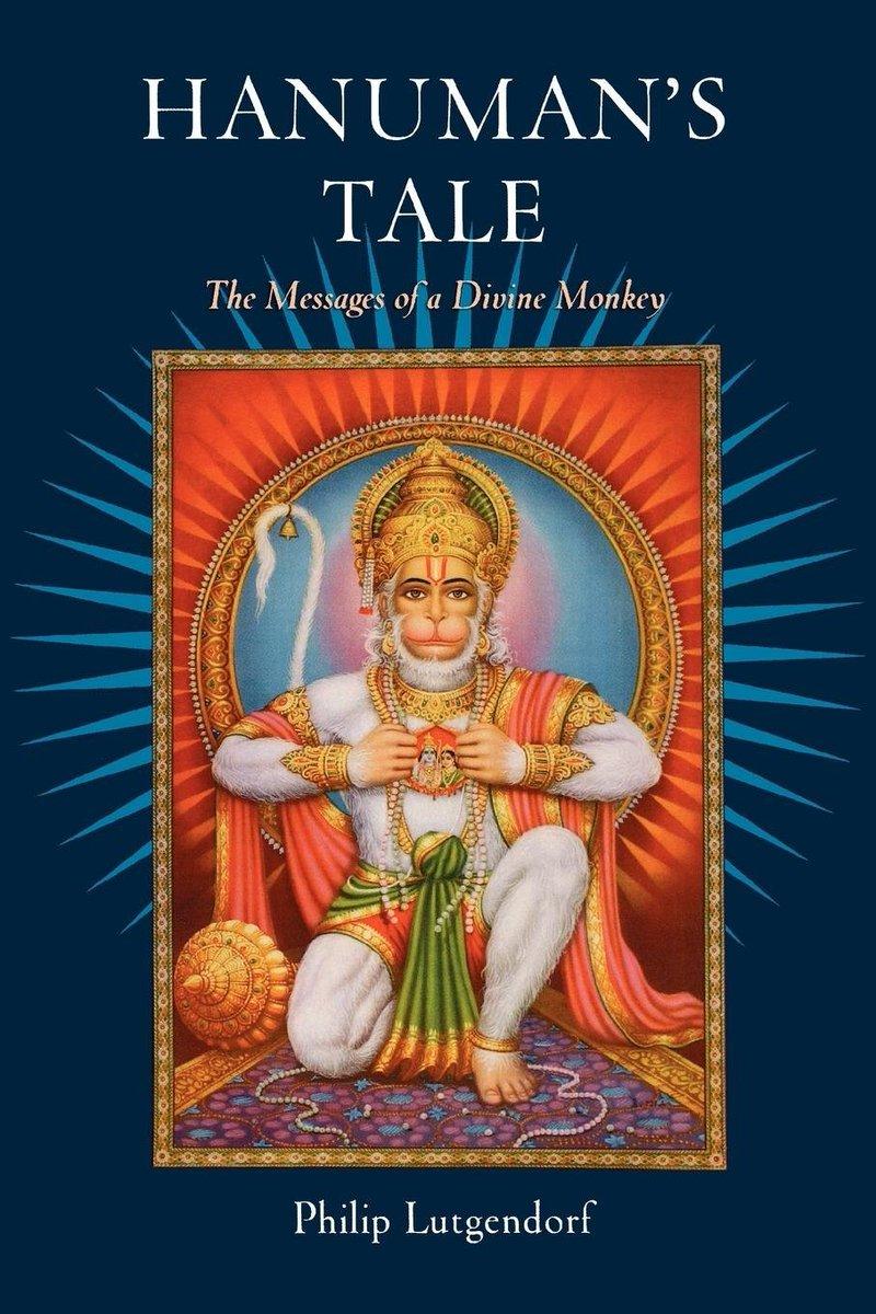 Hanuman's tale
