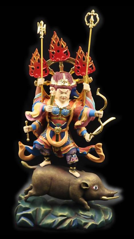 marci goddess, martial aspect, modern shenxiang
