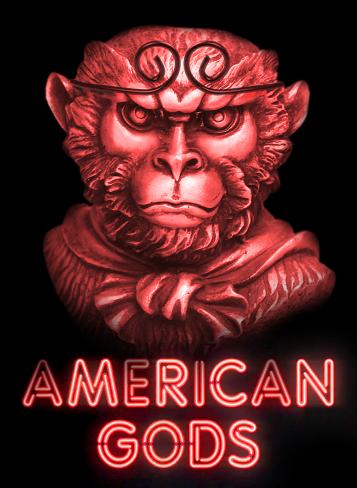 Monkey King Bust - American Gods - Instagram 1 - small