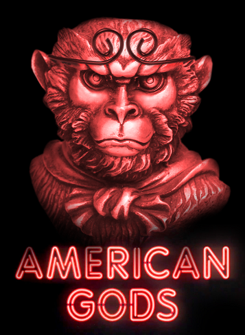 Monkey King Bust - American Gods - Instagram 1 - small