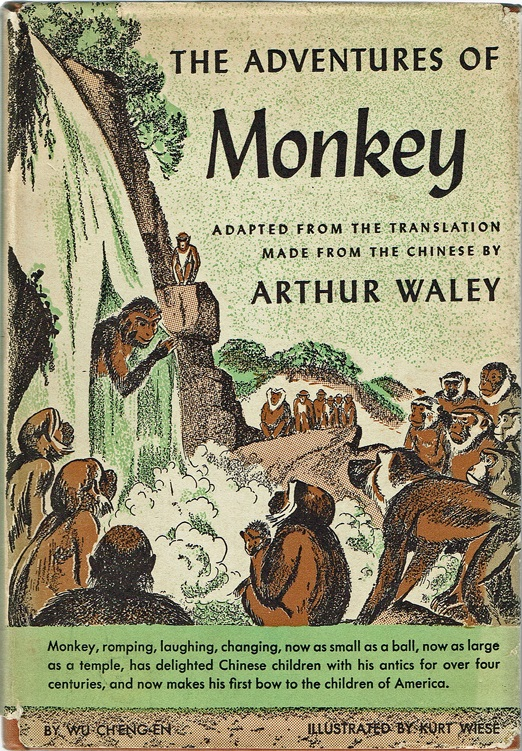 Monkey (1973) cover